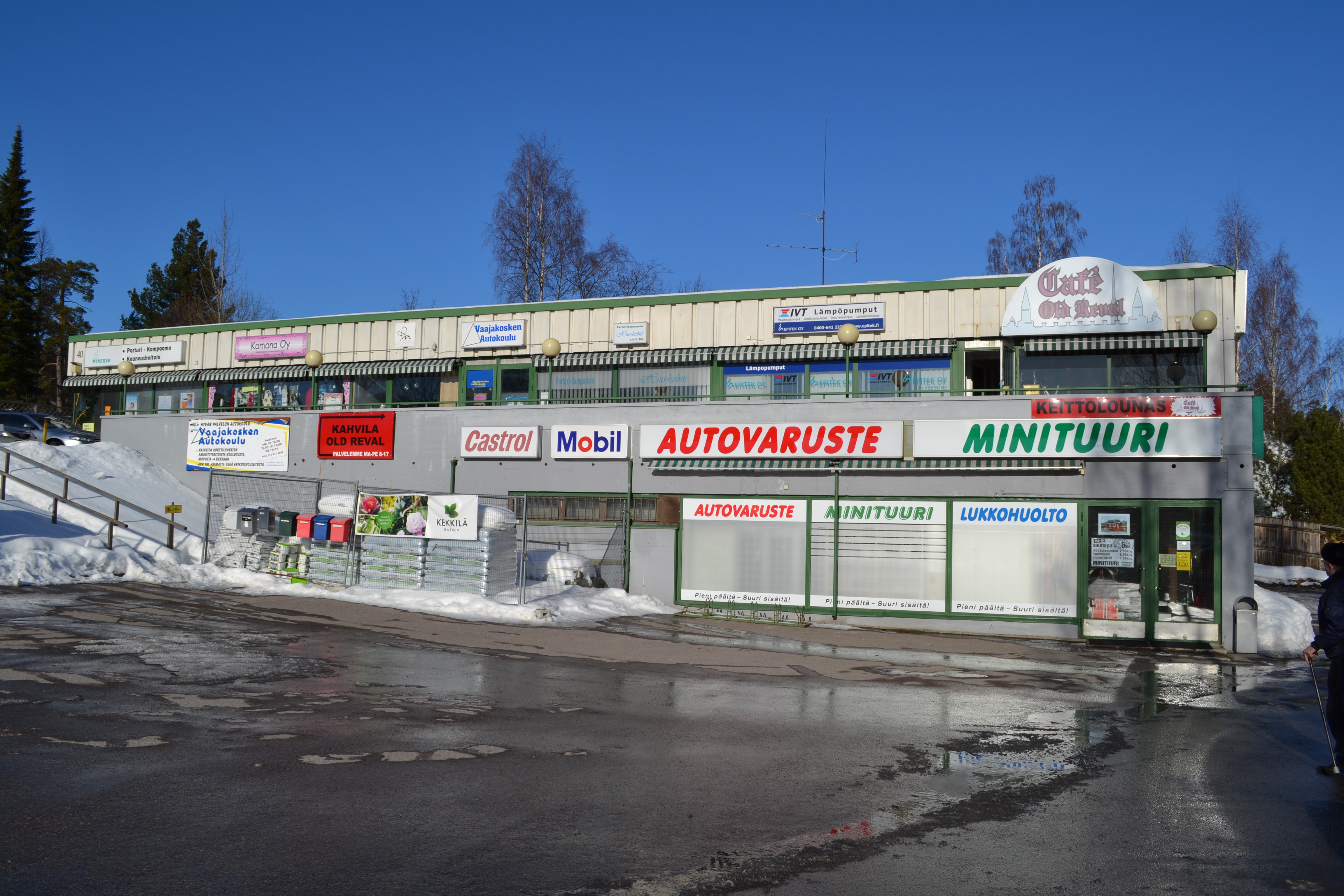 Puhoksen Ostoskeskus
