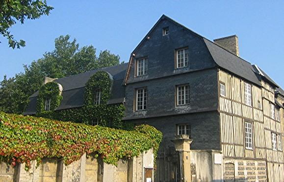 [Caen] Photos des rues, batiments, etc. : La ville. Vieuxhavre2