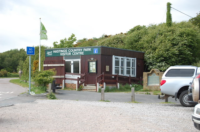 Visitor Centre, Fairlight Country Park - geograph.org.uk - 1307694