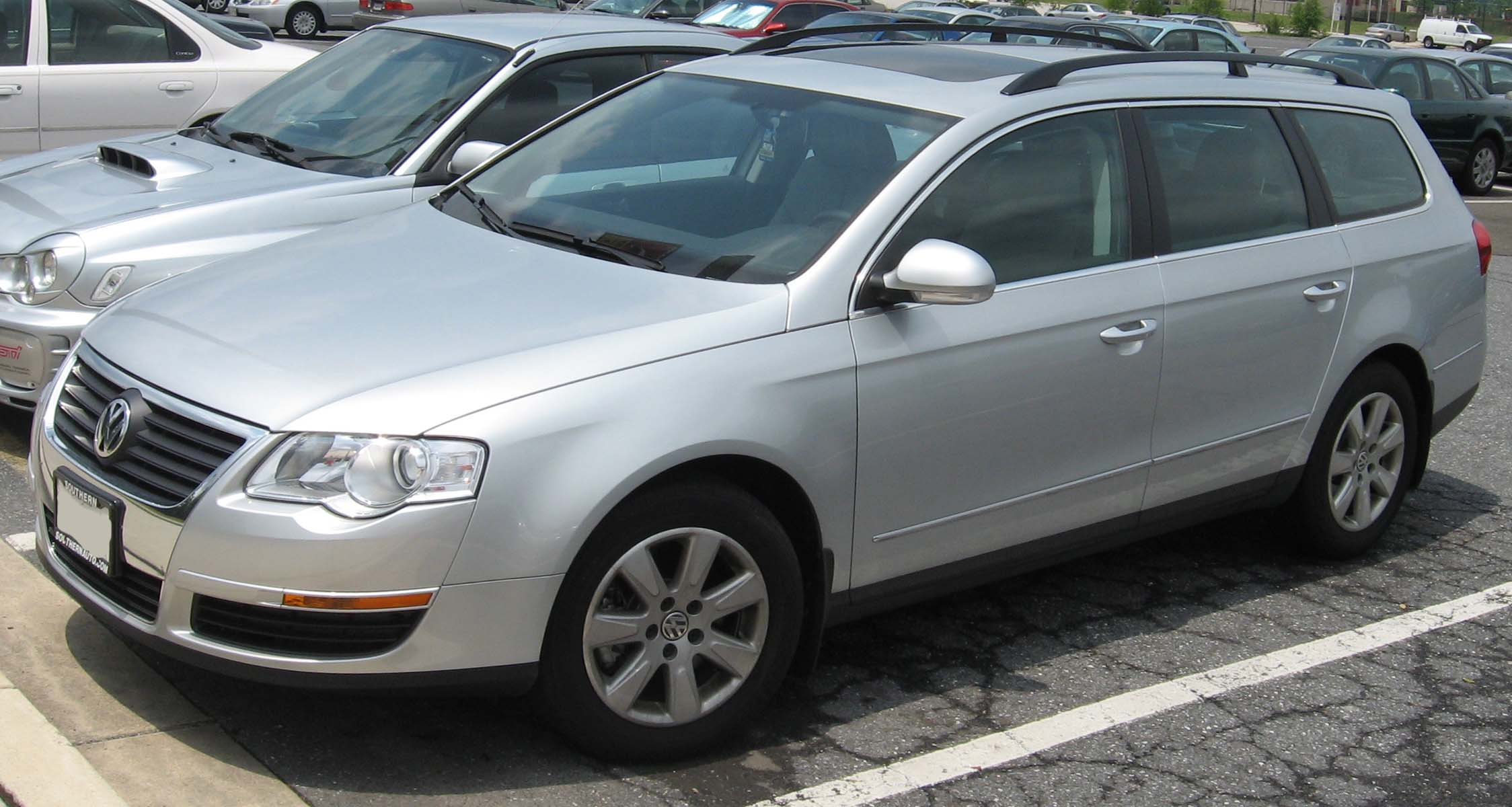 file volkswagen passat wagon wikimedia commons. Black Bedroom Furniture Sets. Home Design Ideas
