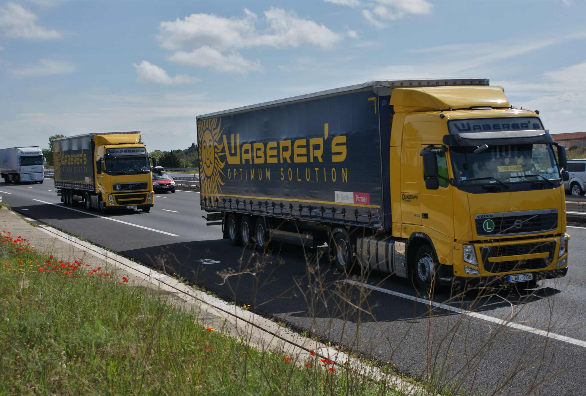 File Waberers Volvo Fh Jpg Wikimedia Commons