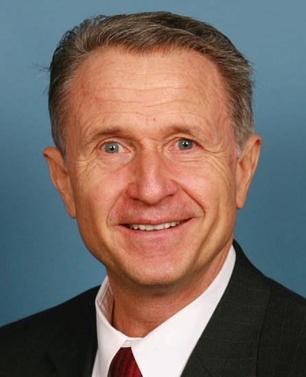 {{w|Wally Herger}}, U.S. Congressman.