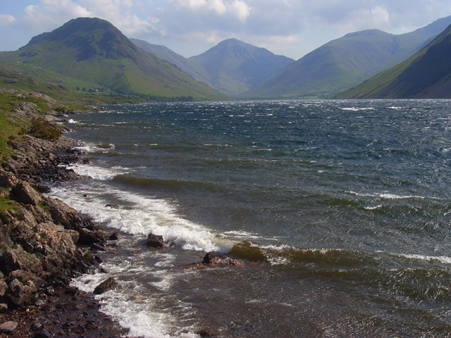 Wast Water - geograph.org.uk - 828902