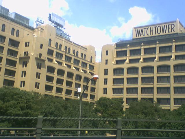 templo de los Testigos de Jehová