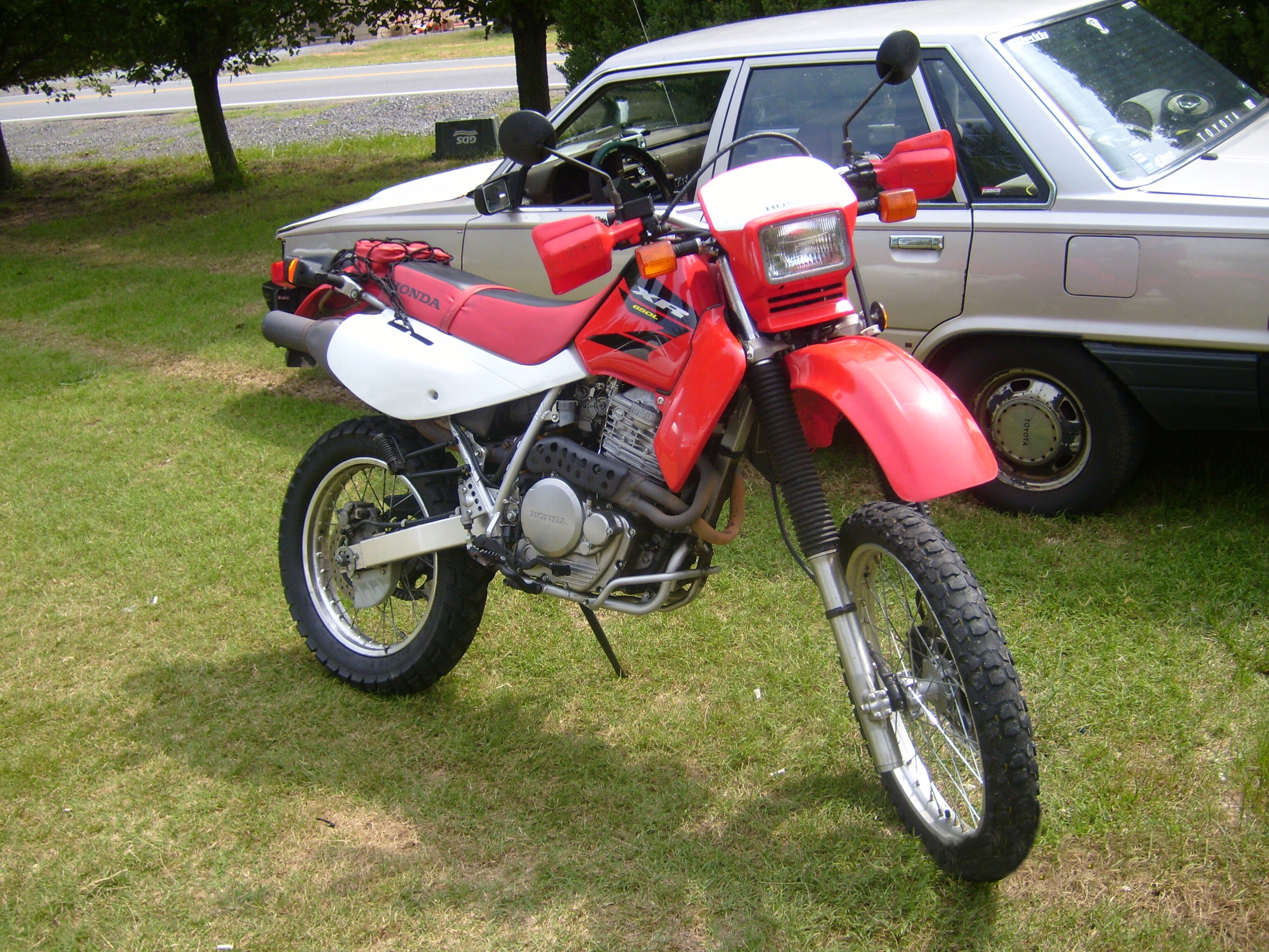 Honda Xr Series Wikipedia 2012 Xr650l Wiring Diagram 650l The