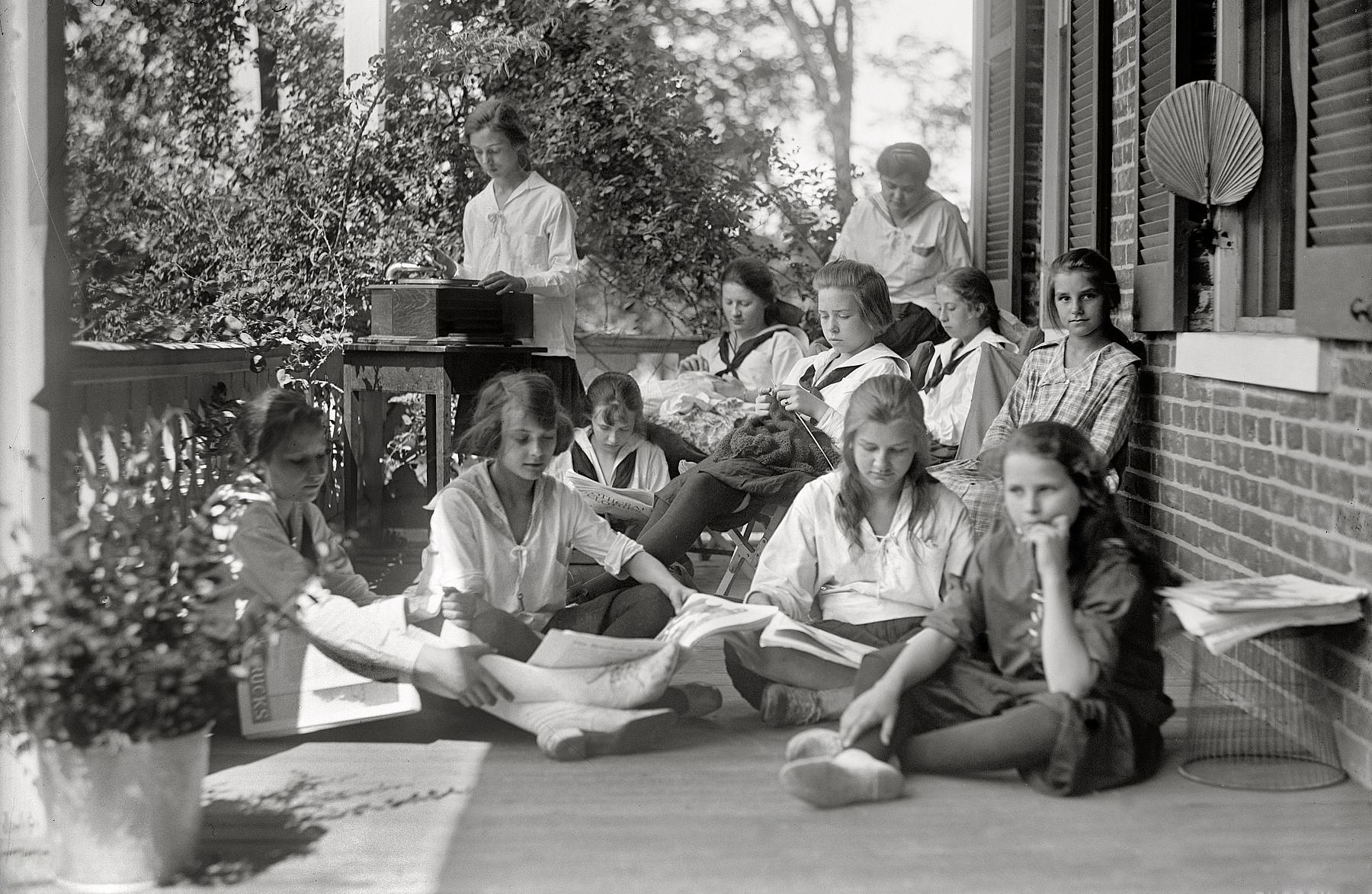 File:YWCA camp - 1919.jpg