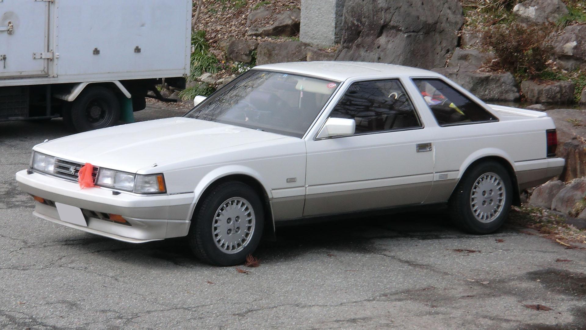 初代トヨタ ソアラ 3.0GTリミテッド