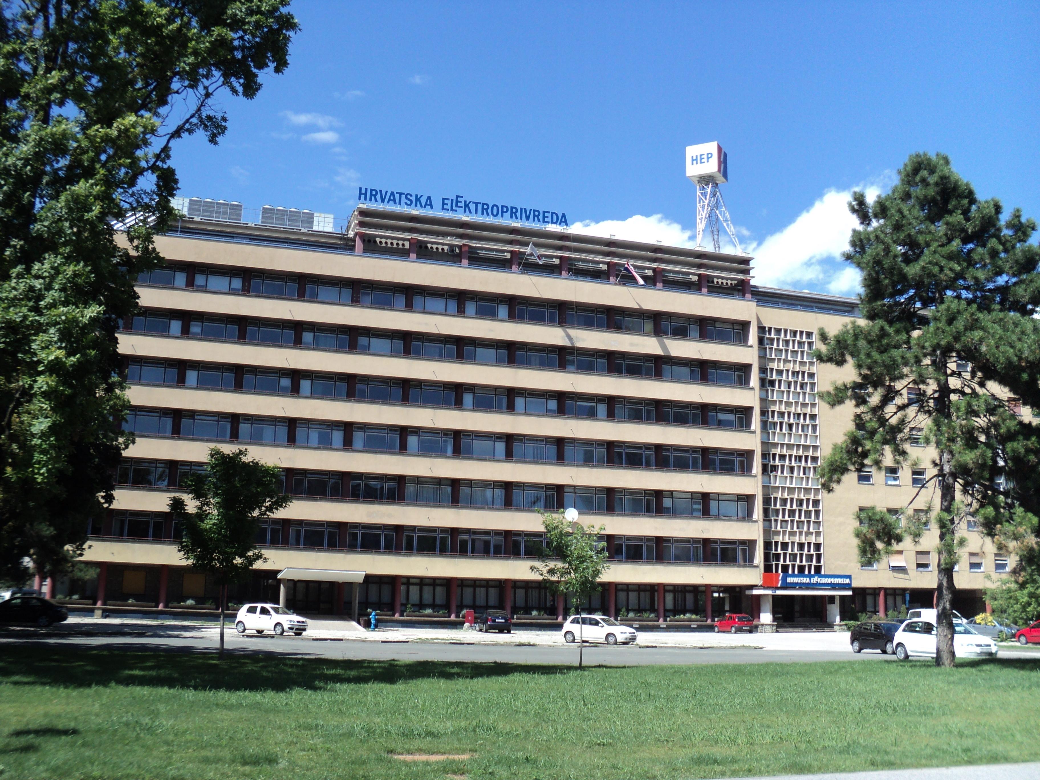 Hrvatska Elektroprivreda Wikipedia