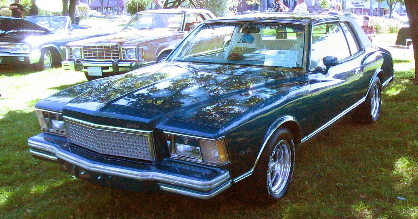All Chevy 1995 chevrolet monte carlo : Chevrolet Monte Carlo - Wikipedia