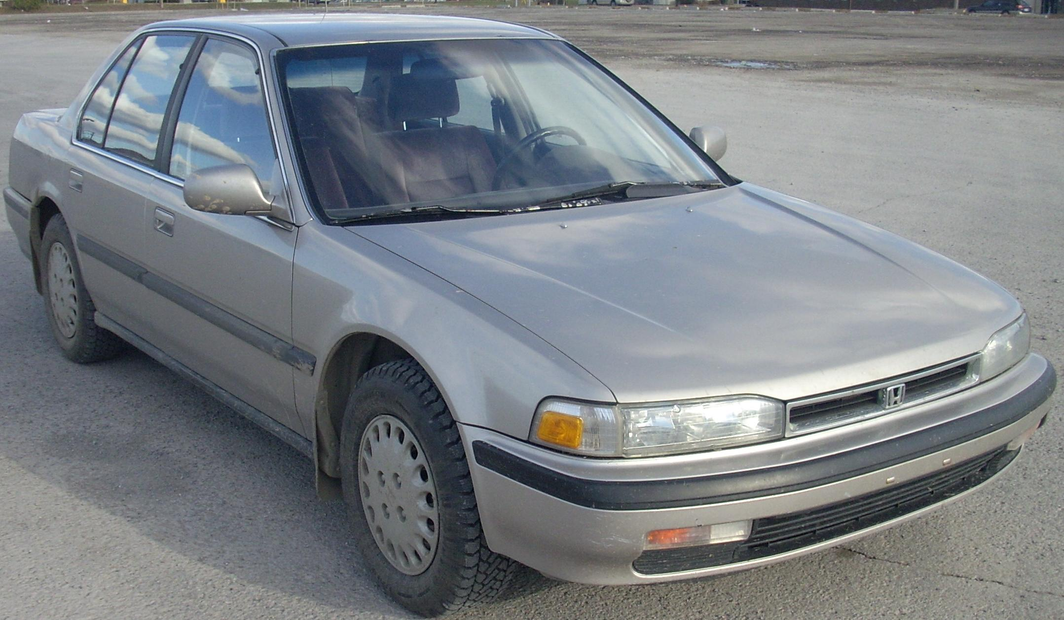 Pehrson Blog 91 Honda Accord