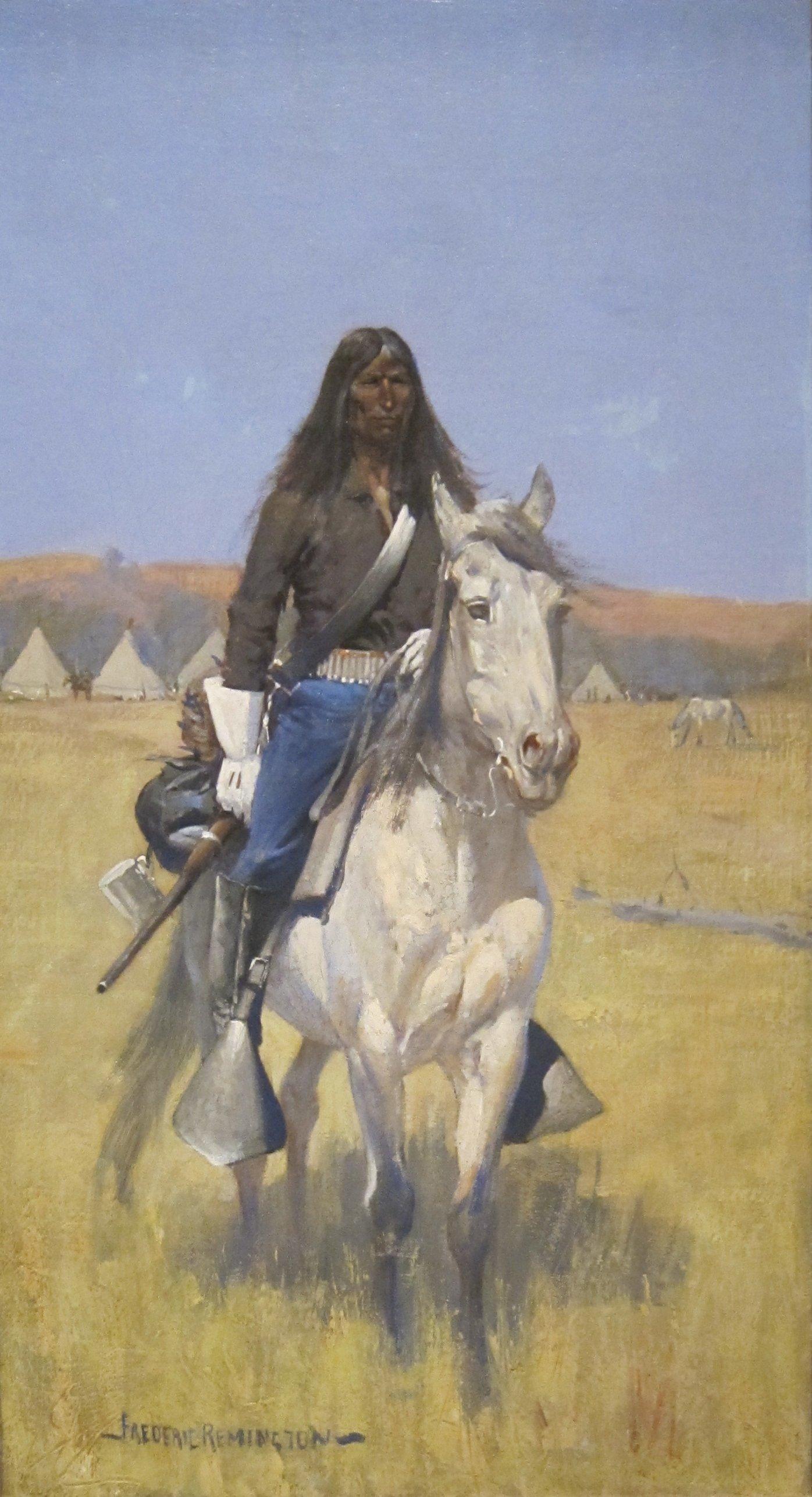 Western Art Oil Paintings