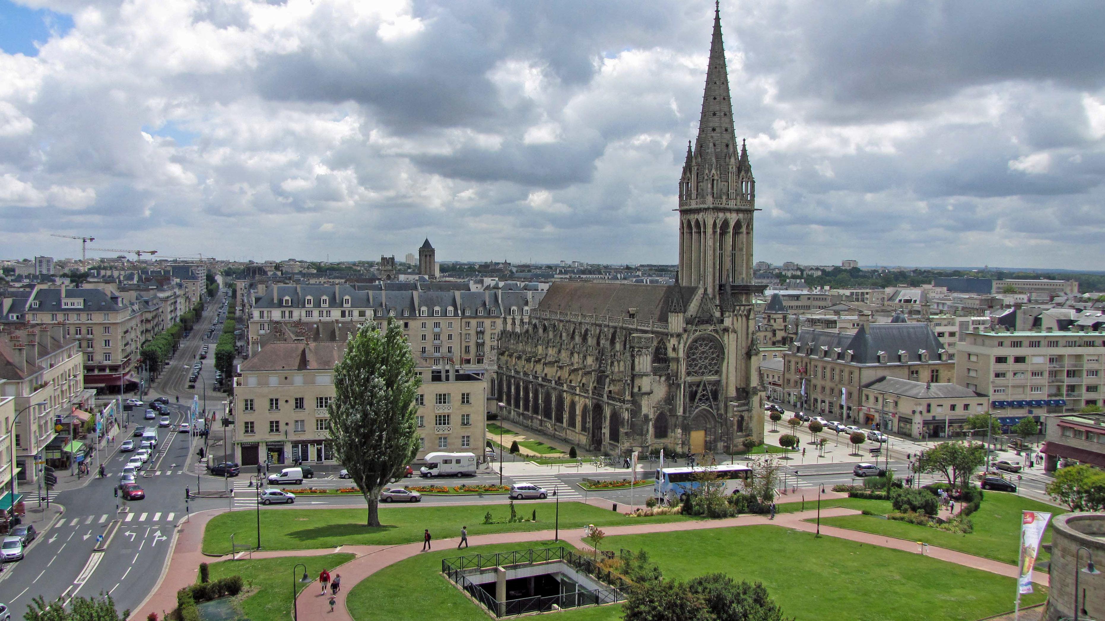 Centre Ville Caen Adresse