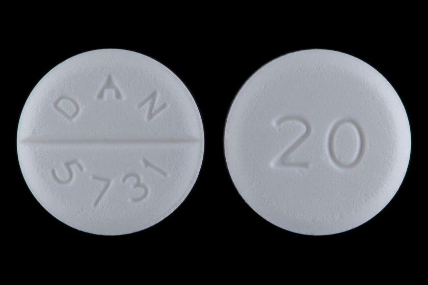 Pictures for White Round Pill Imprint LCI 1337 ~ Baclofen Doses