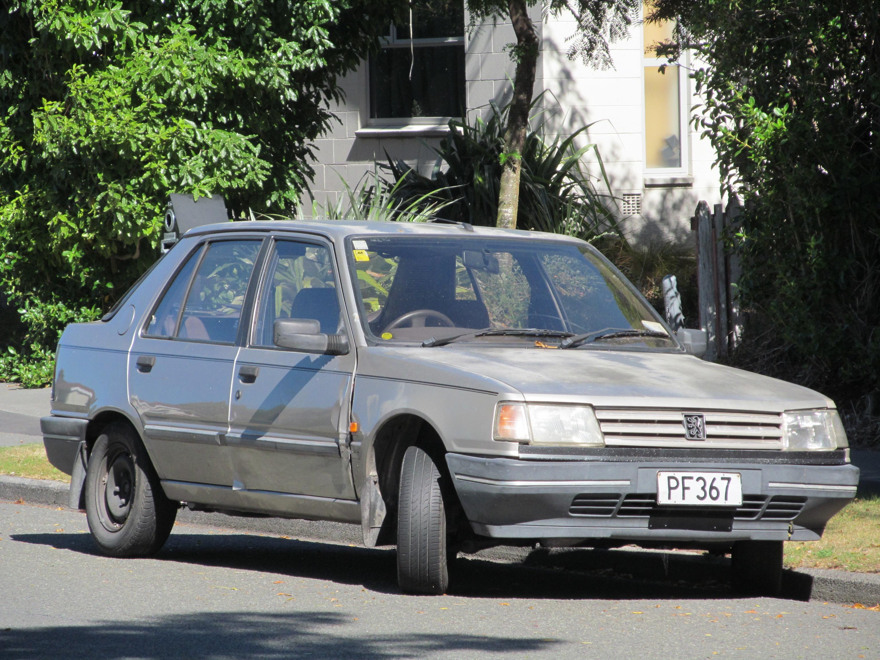 File 1990 Peugeot 309 Gr Automatic 34960998072 Jpg Wikimedia Commons