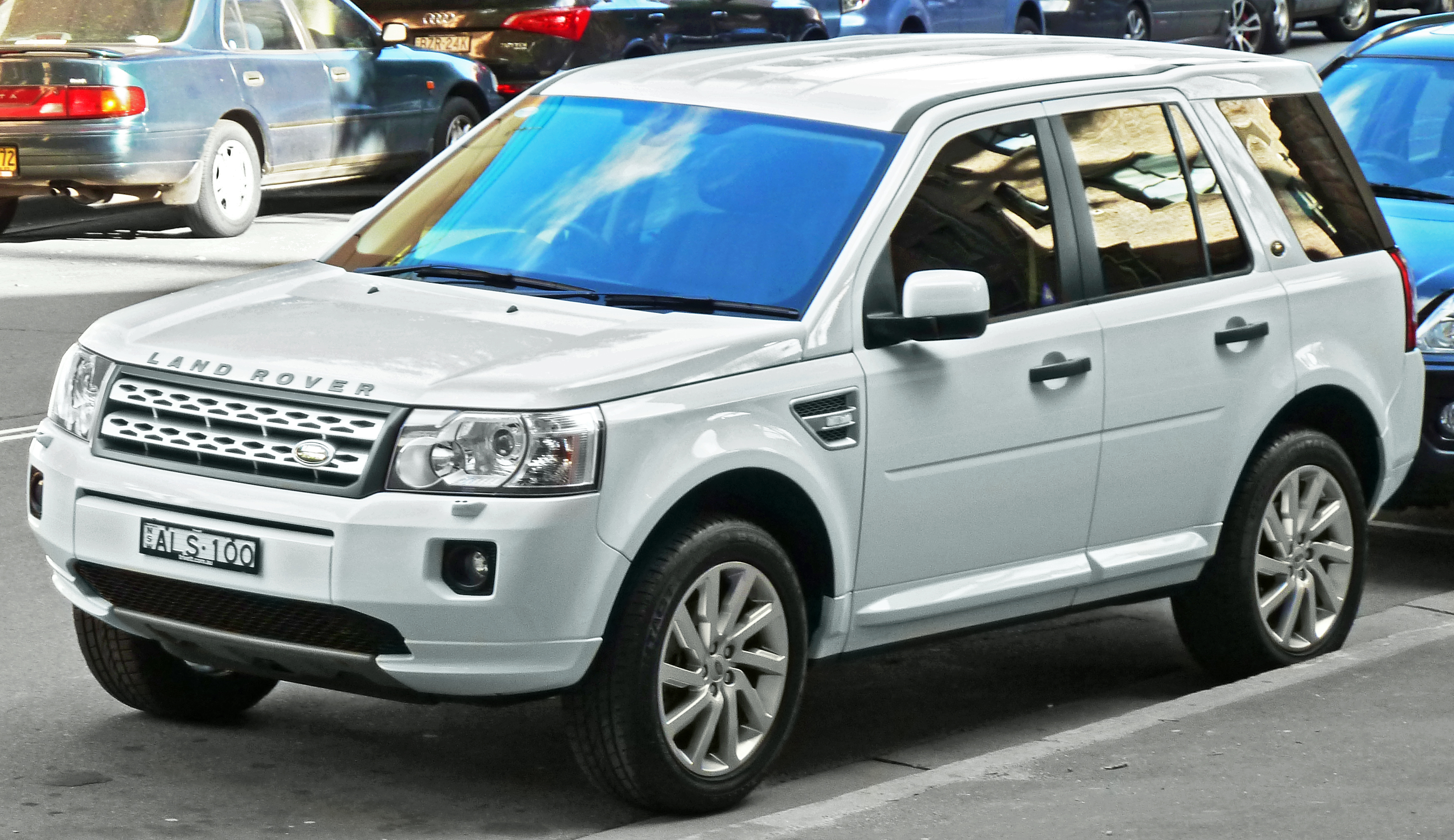 land rover freelander 2 wikiwand. Black Bedroom Furniture Sets. Home Design Ideas
