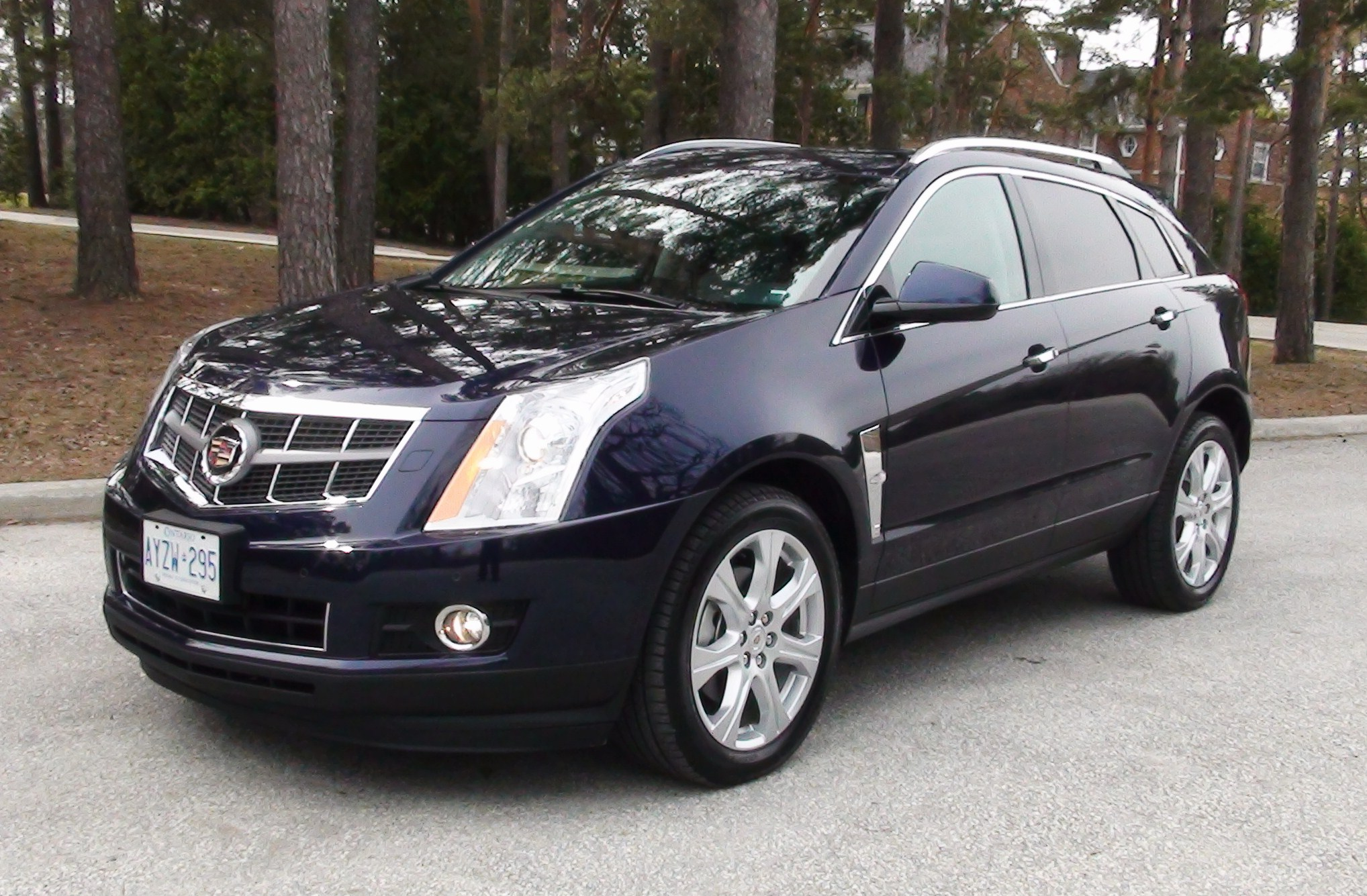 luxury ontario srx sale cars london used for in cadillac awd