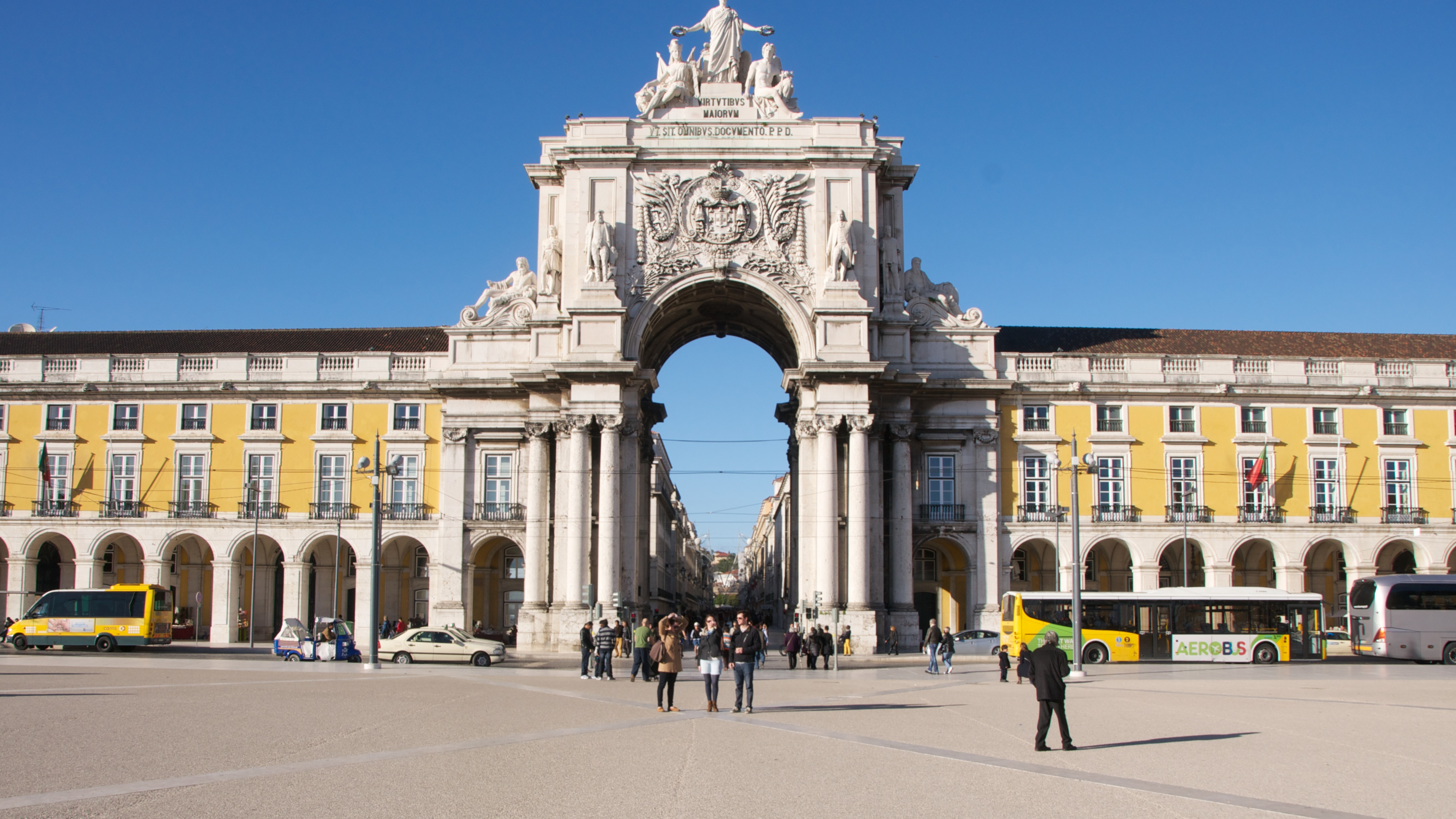 Cities Of Portugal By Landmark Slideshow Quiz By