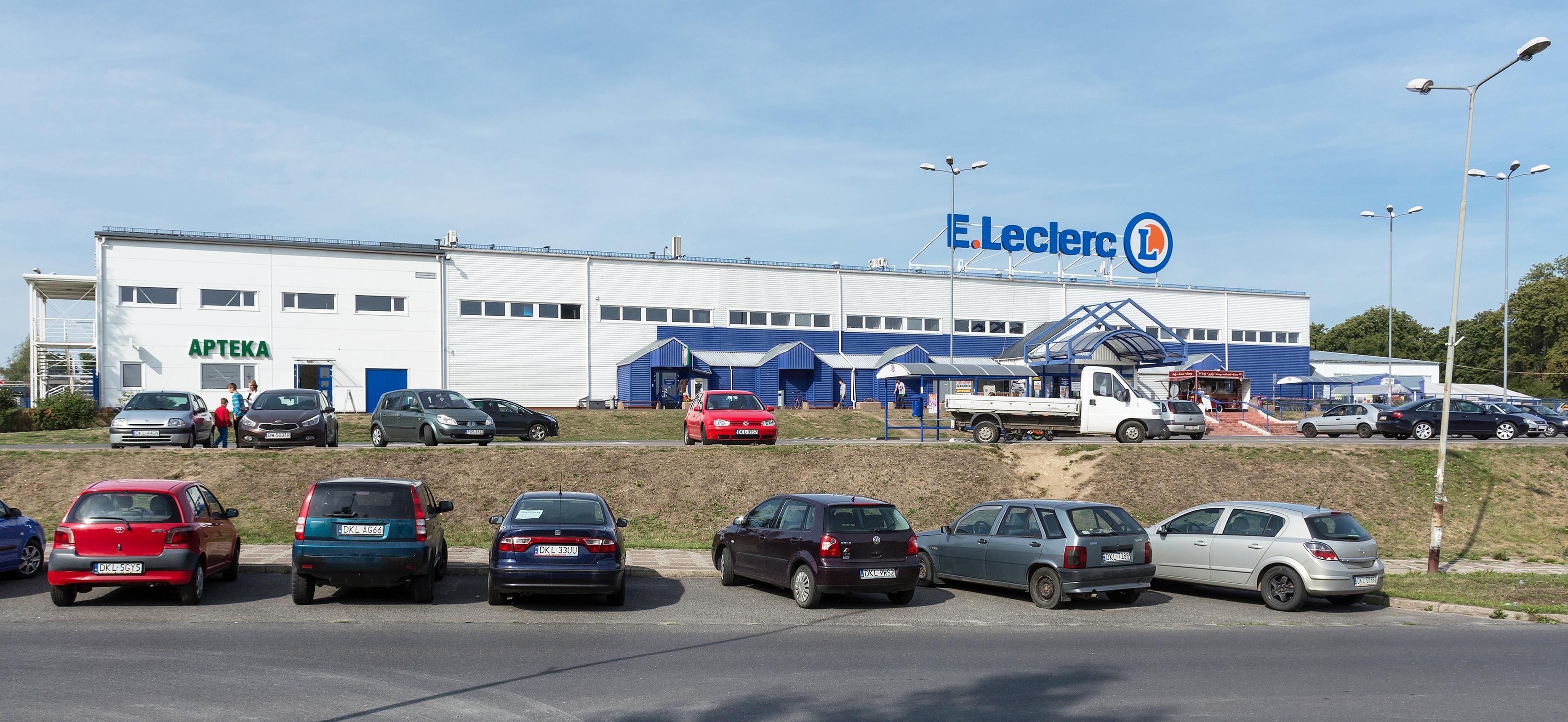 Carte Sca Leclerc.E Leclerc Wikipedia