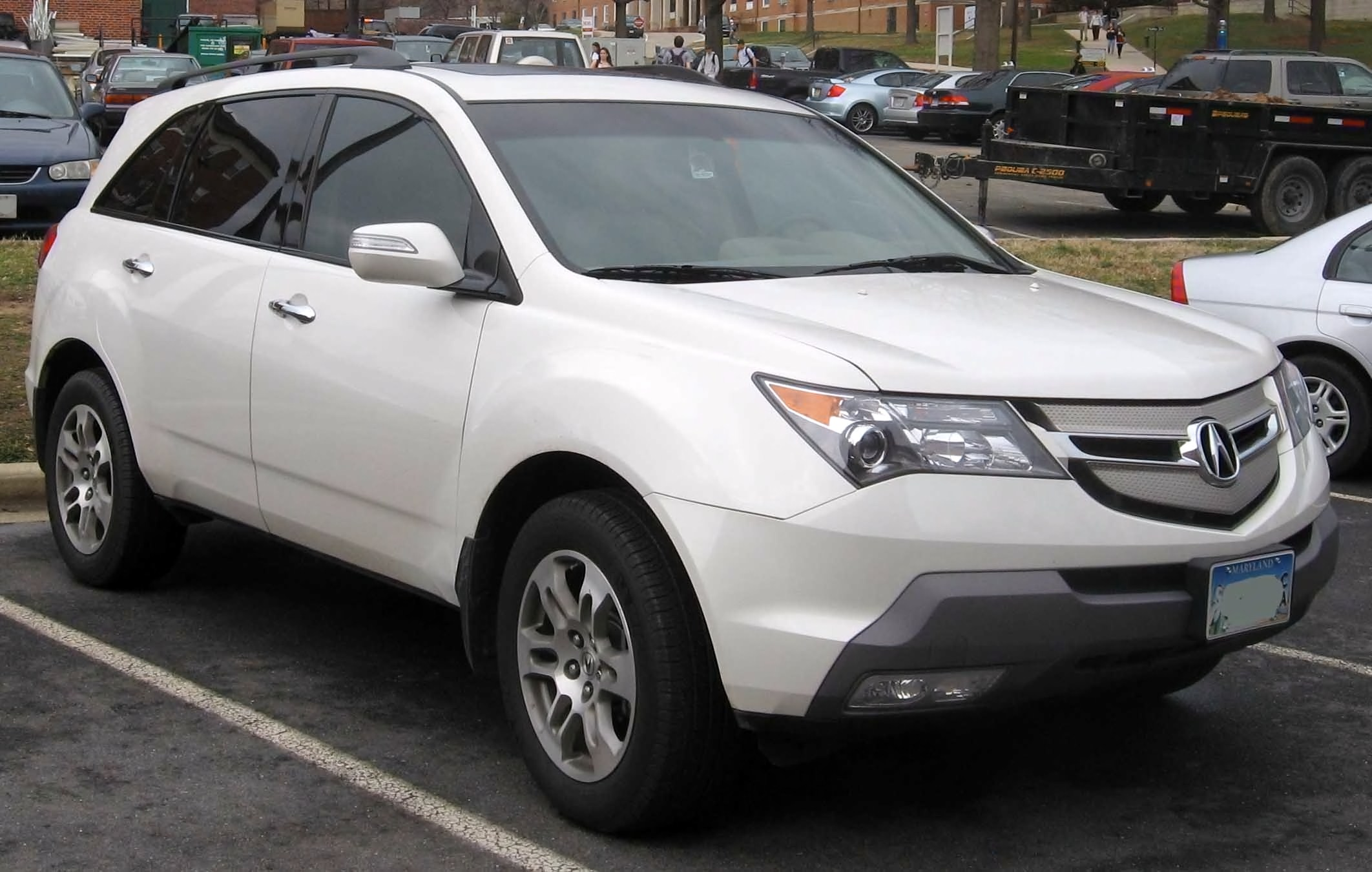 Acura Mdx  Used Cars For Sale