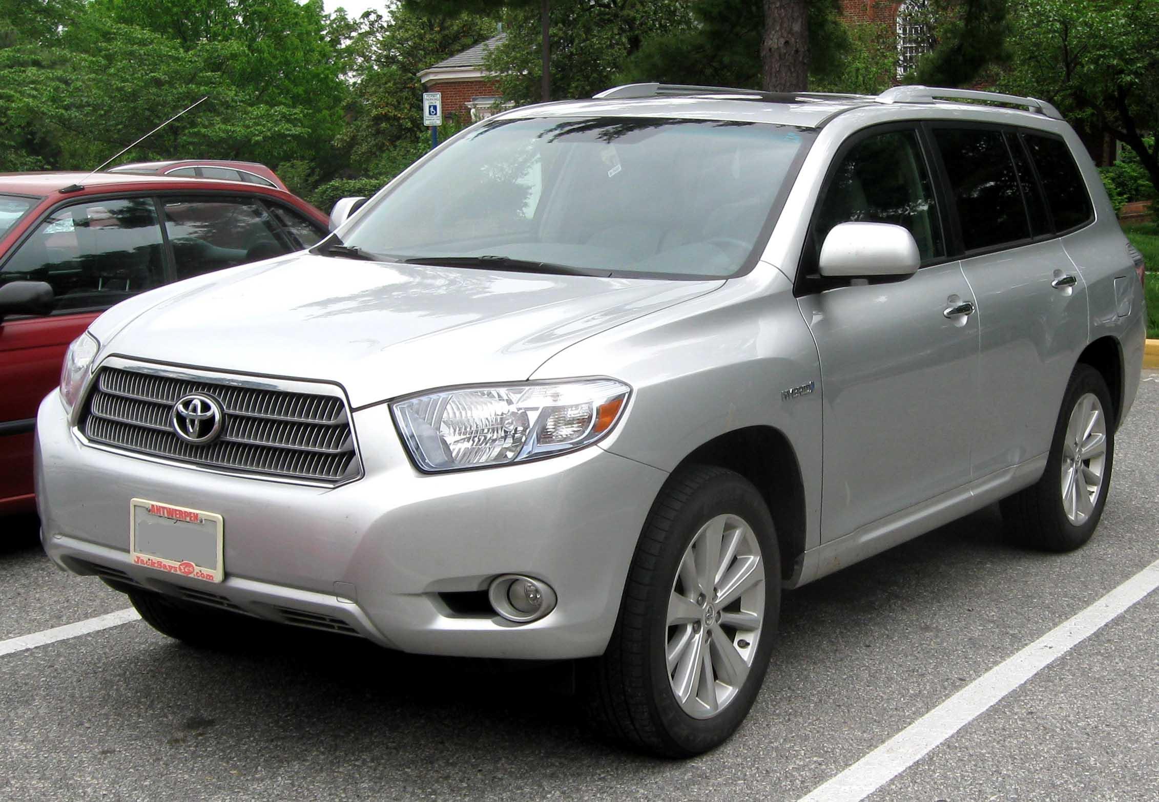 Toyota Highlander Used Cars For Sale