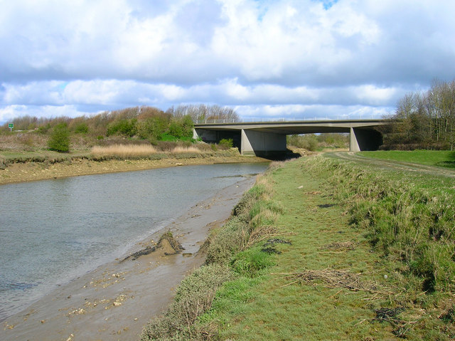 A27 Roadbridge - geograph.org.uk - 761795