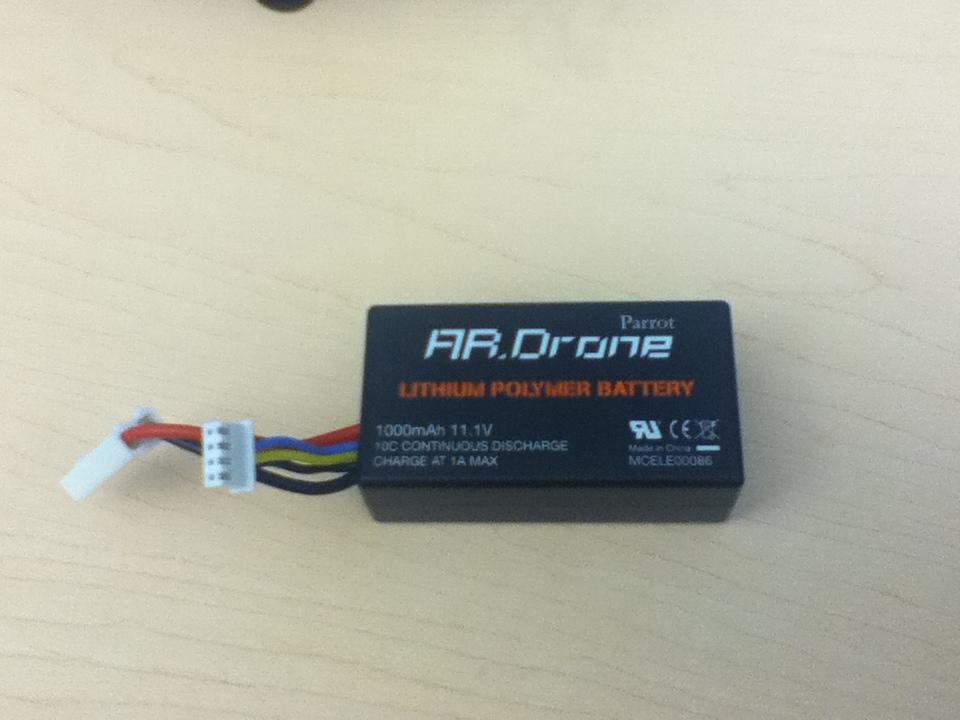 FileAR Drone Battery