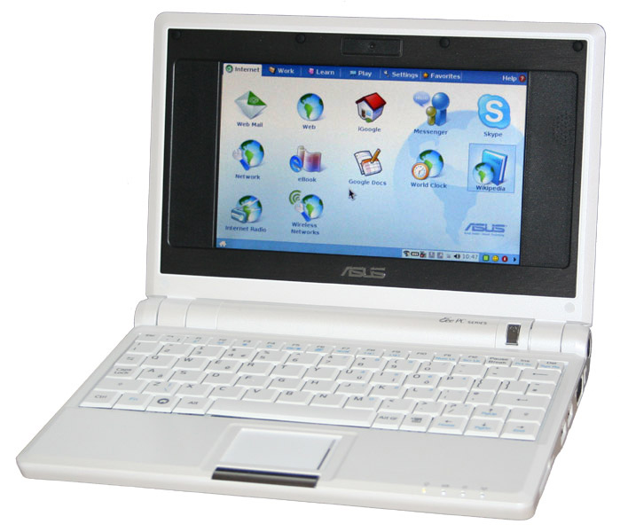 Download Driver: Asus Eee PC 1000/XP Intel Chipset