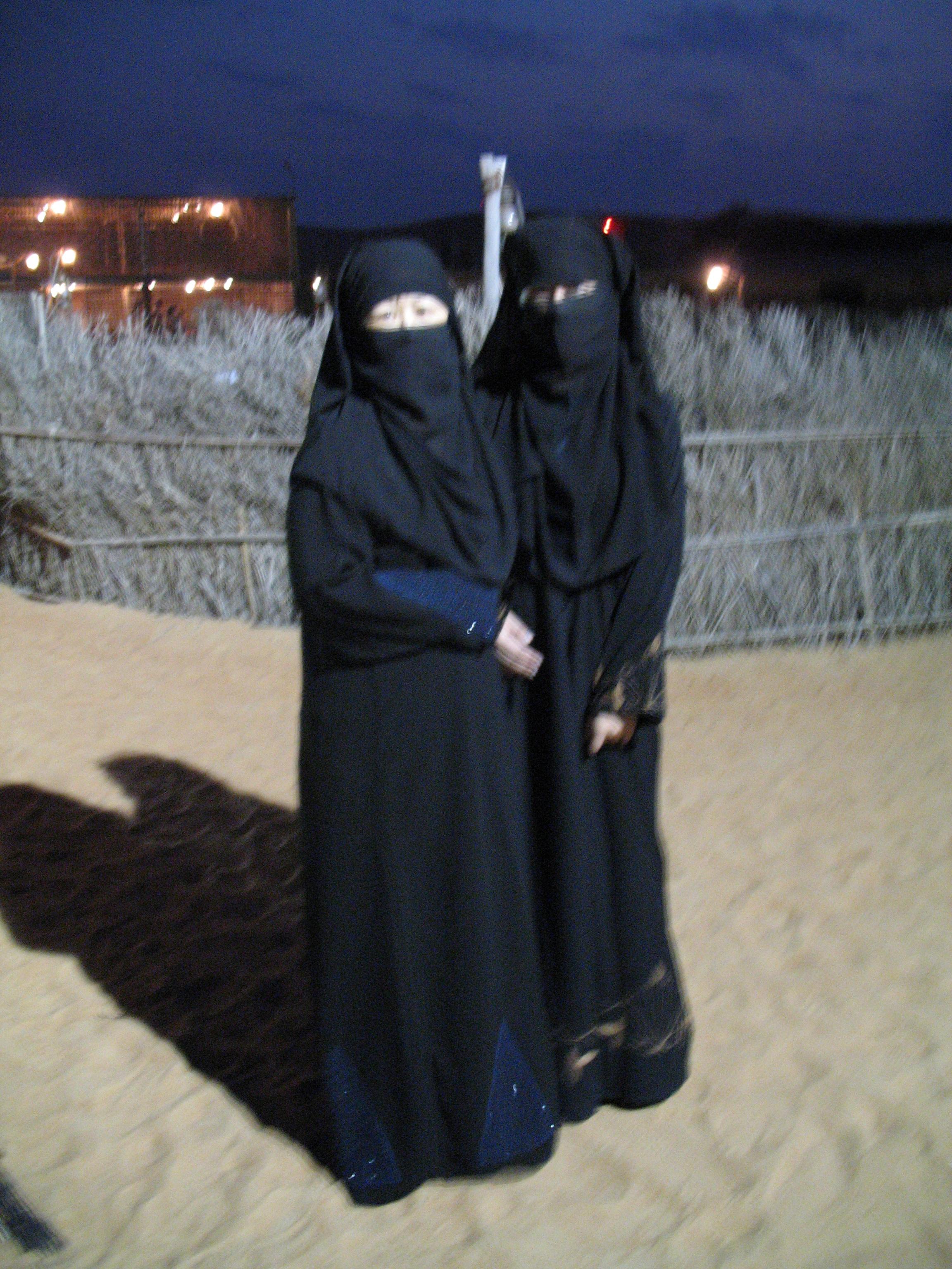 arabisk klesdrakt