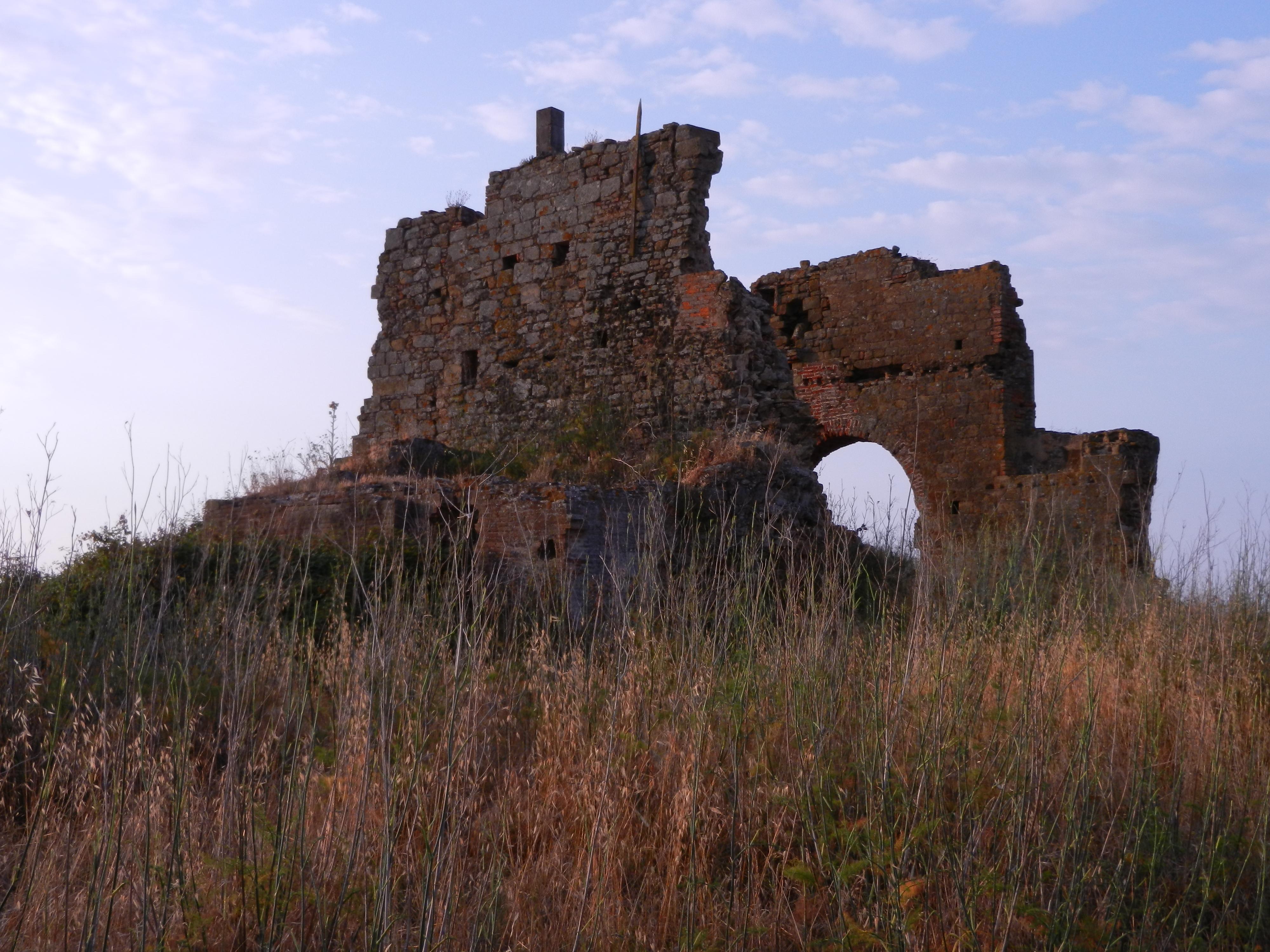 Abbazia di San Pancrazio al fango - Isola Clodia