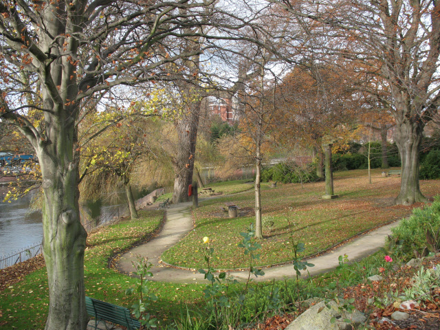 Abbey Gardens, Shrewsbury - geograph.org.uk - 1071626