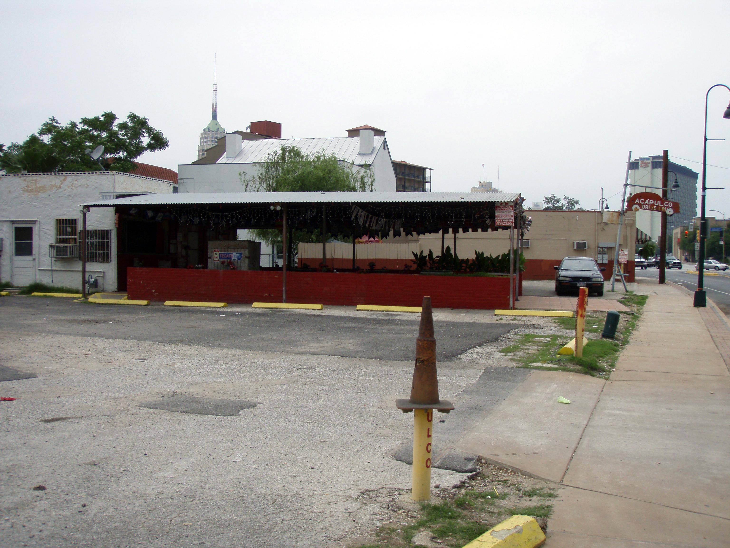 Acapulco Restaurant San Pedro Menu