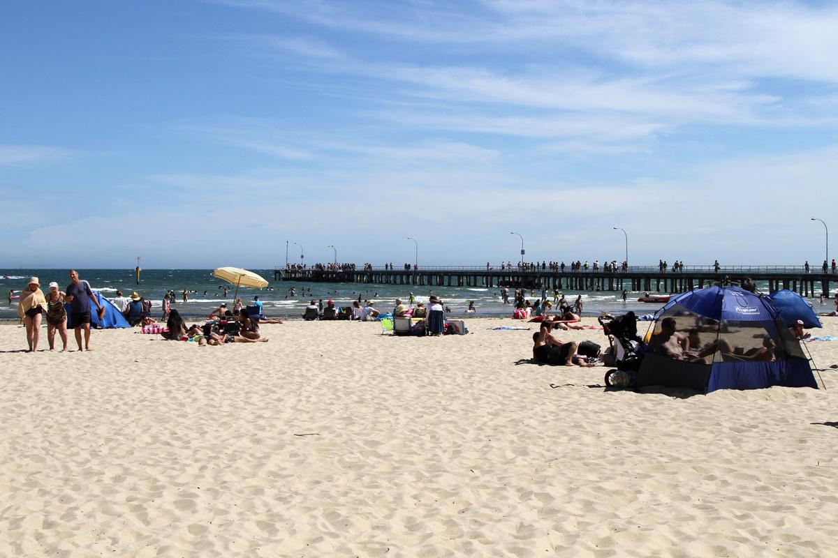 West Beach Pier Littlehampton
