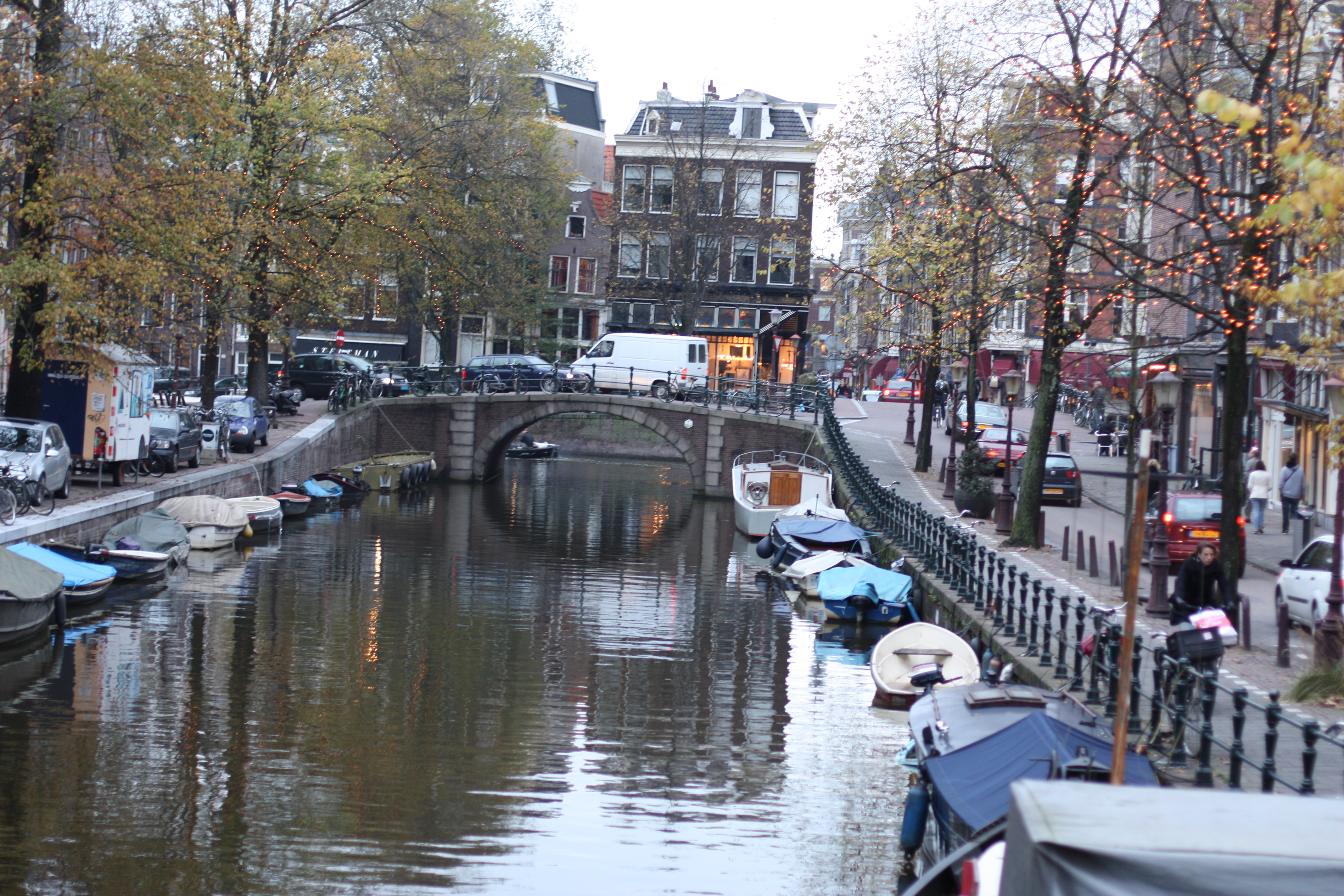 Amsterdam Zentrum AdreГџe