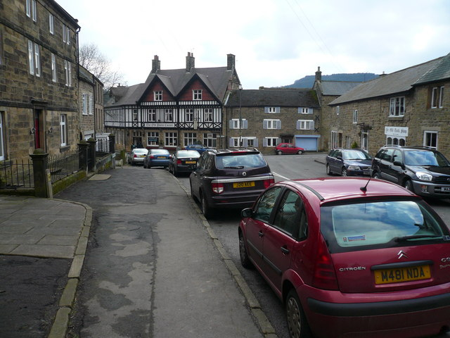 Ashover - The Old Poet's Corner - geograph.org.uk - 341539