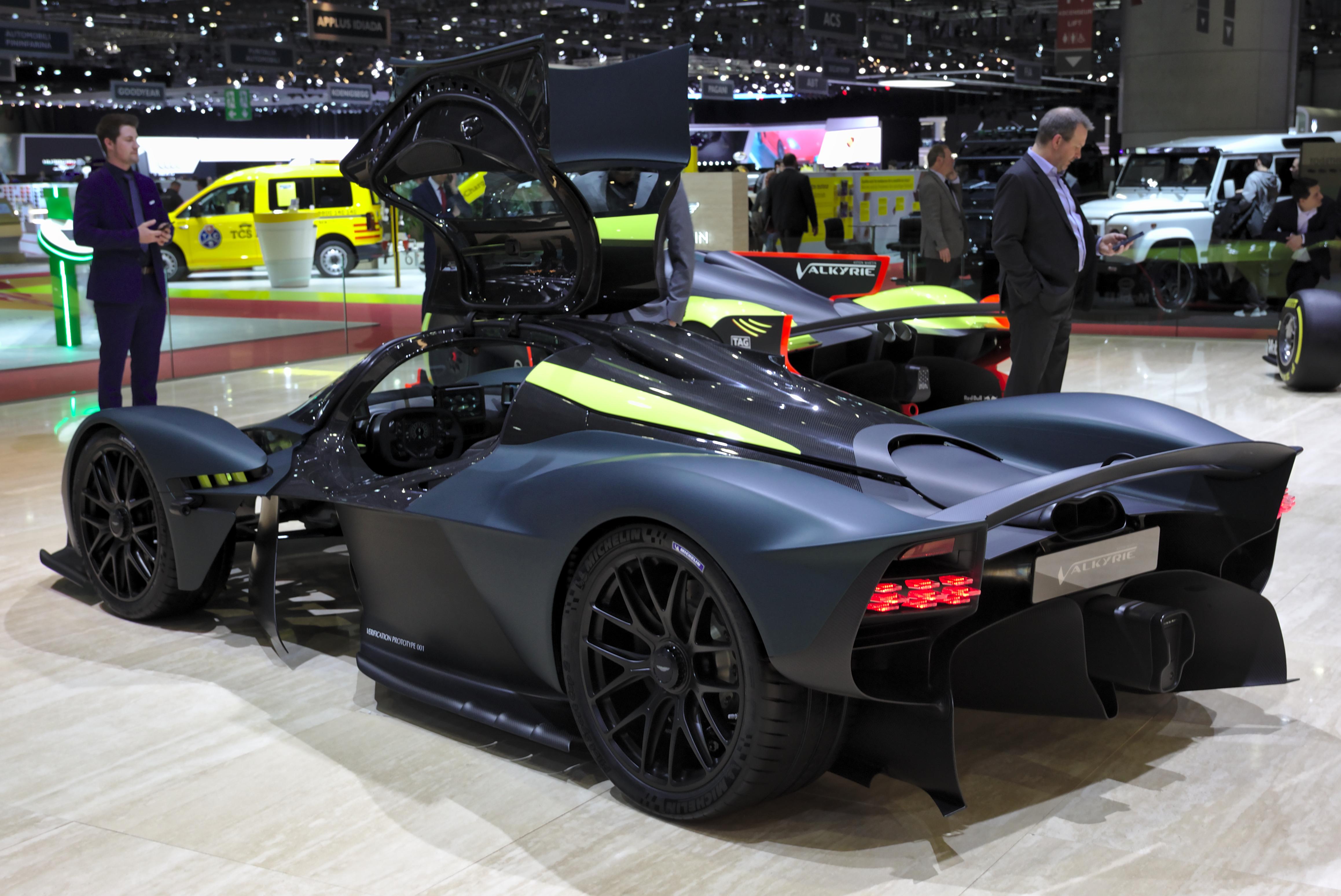 Datei Aston Martin Valkyrie Verification Prototype 001 Genf 2019 1y7a5961 Jpg Wikipedia