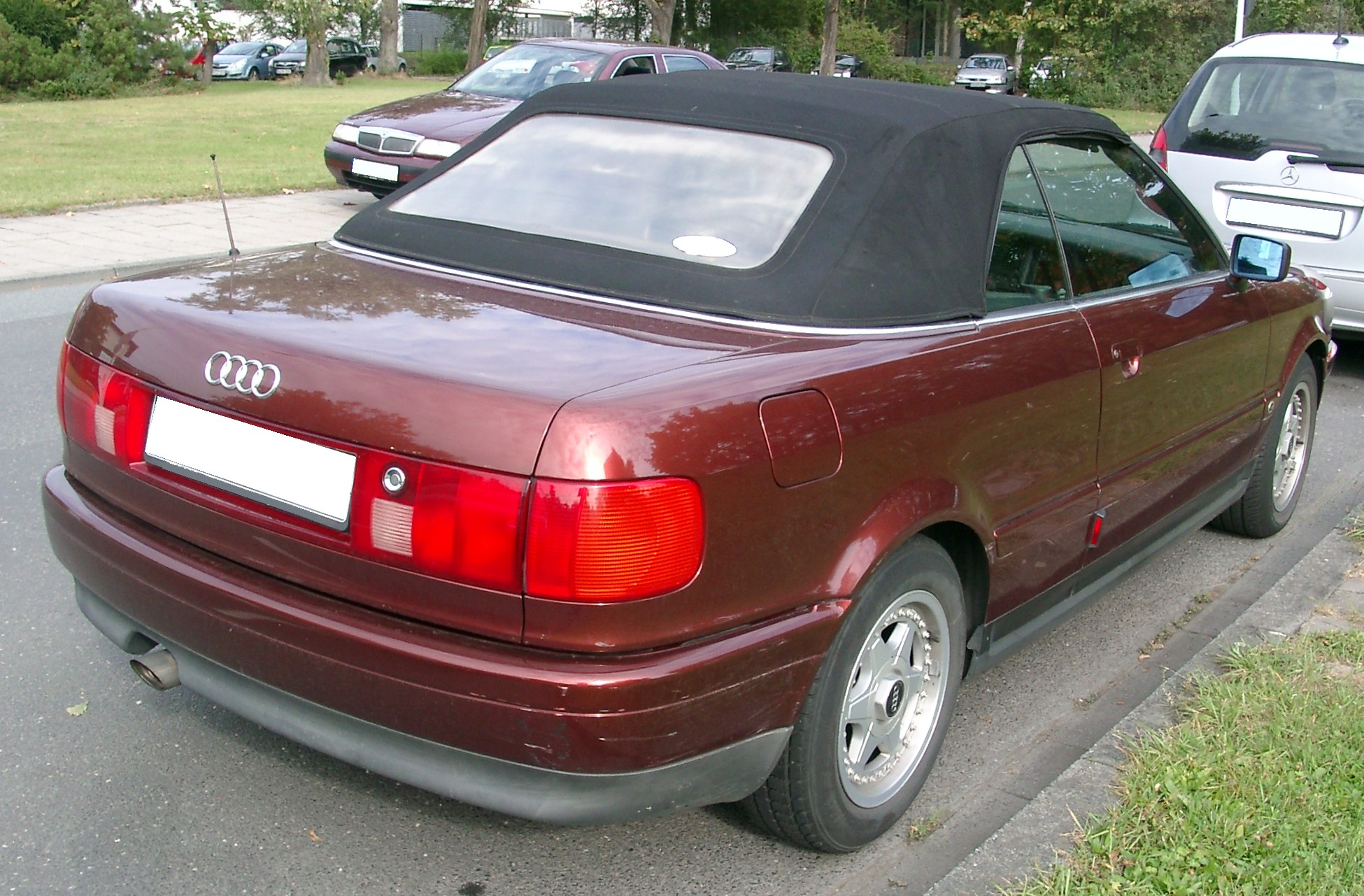 Sofort Einen Neuen Aerodynamik Bausatz Audi