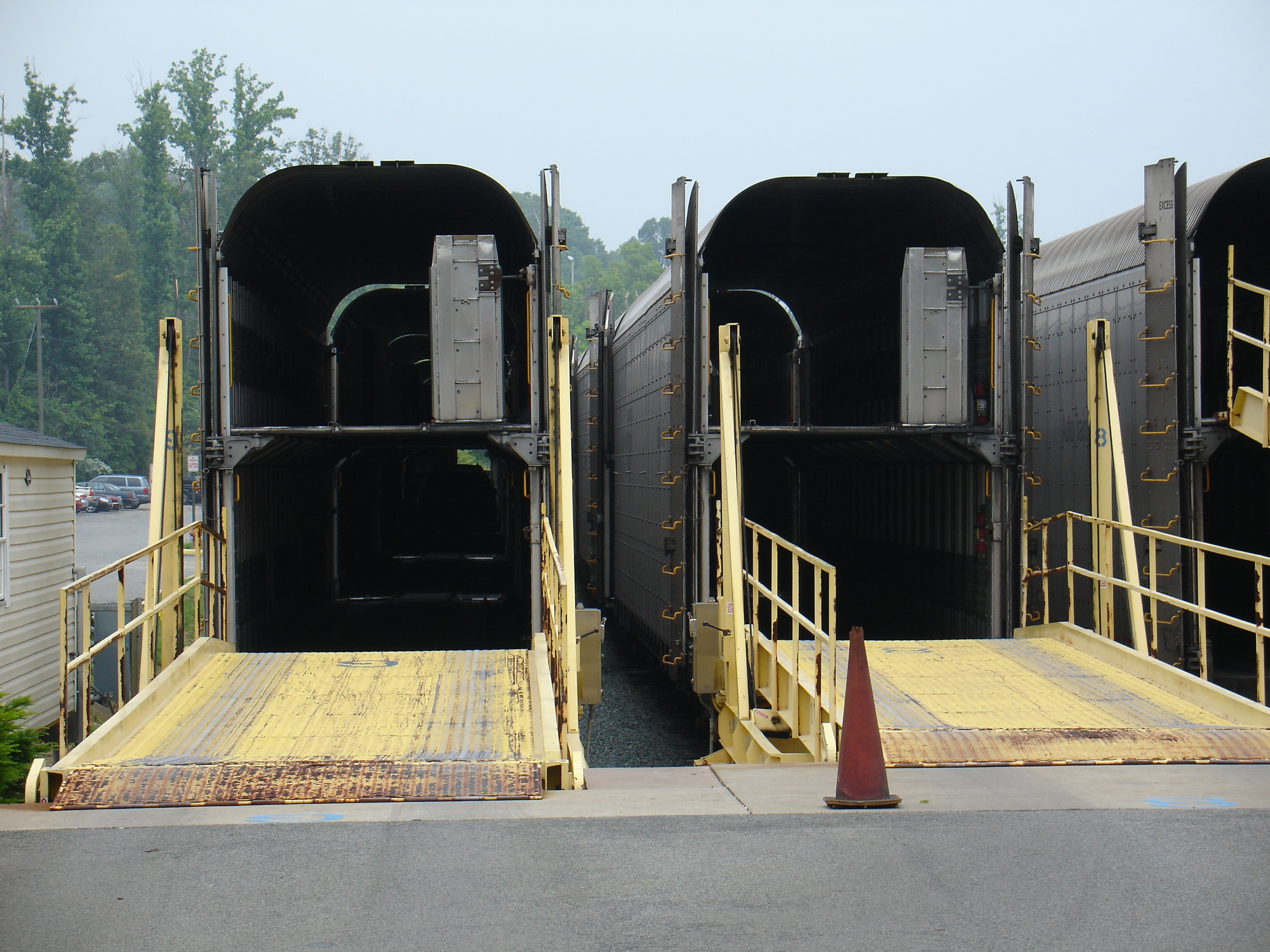 Open Car Haulers Trailers For Sale