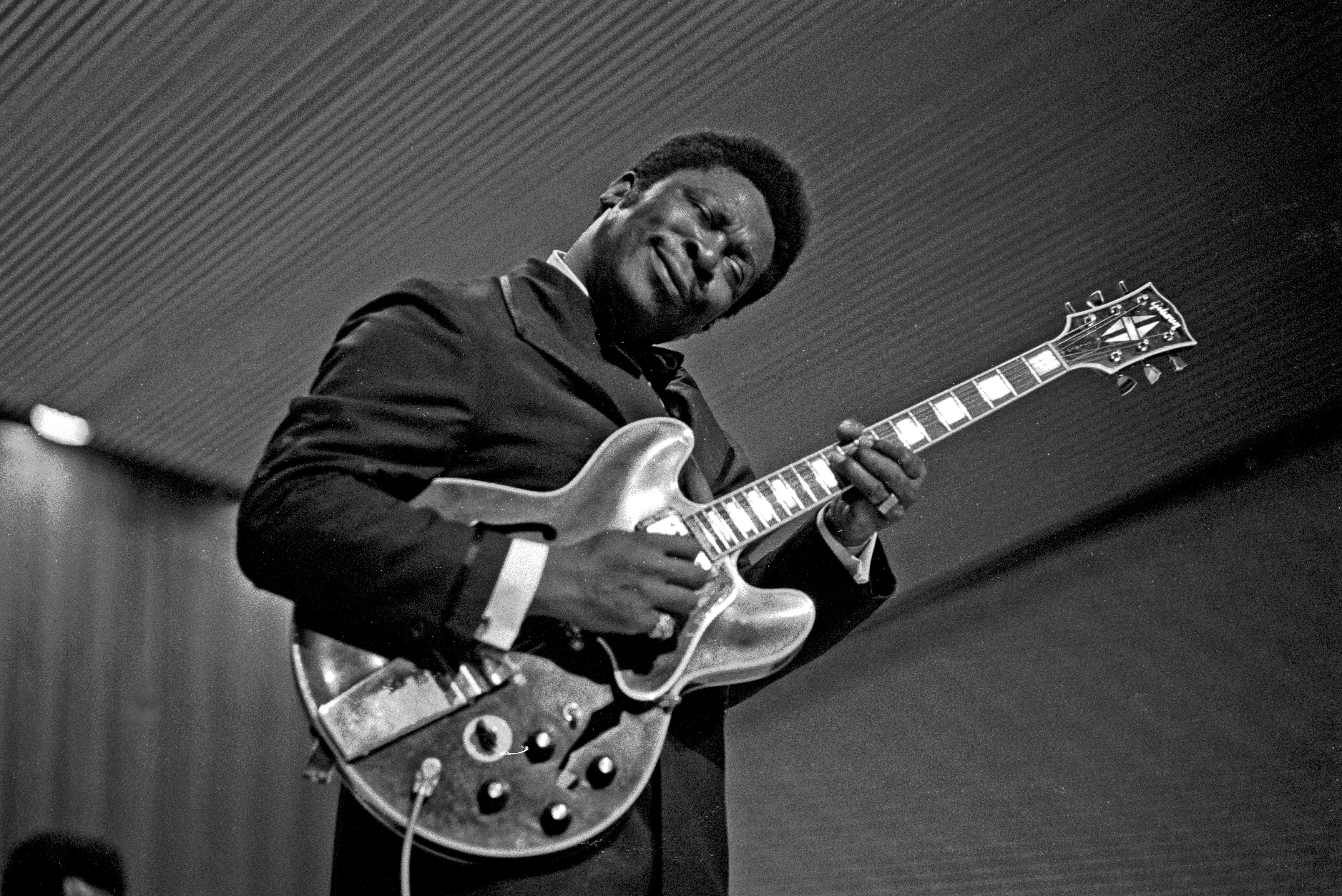 BB King Live At The Regal