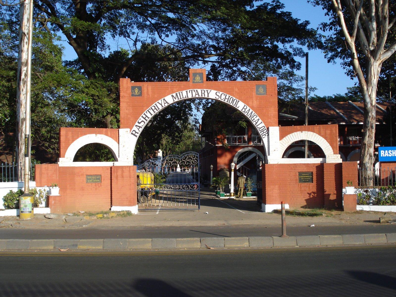 Image result for Rashtriya Military School