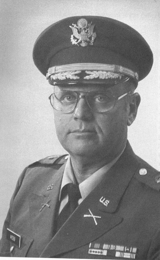 BG John B. Webb, Jr, Commander 39th BCT, 1978-1981