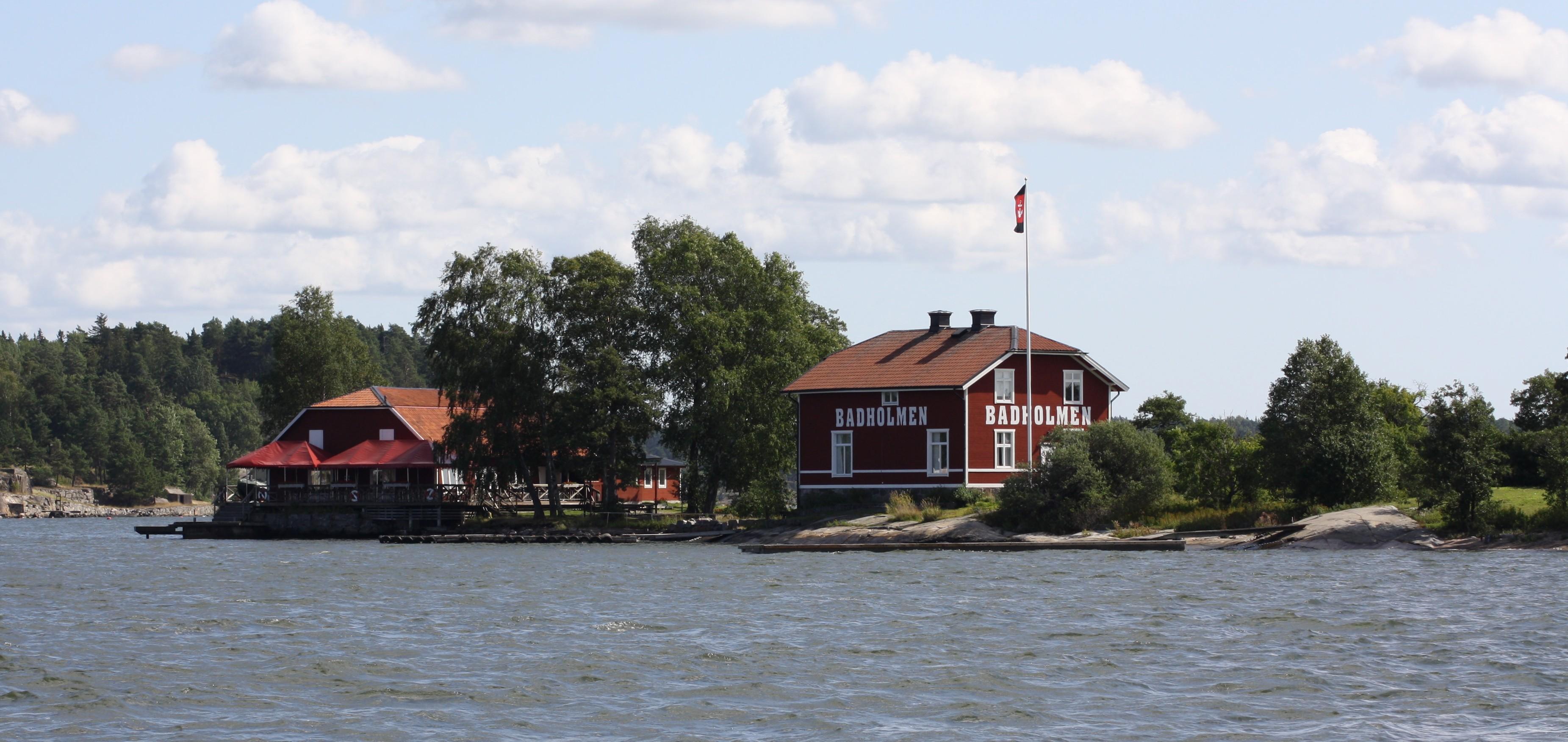 badholmen