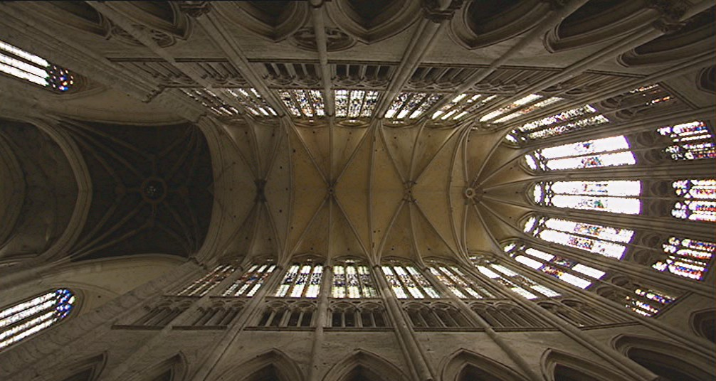 Image result for gothic knave ceiling