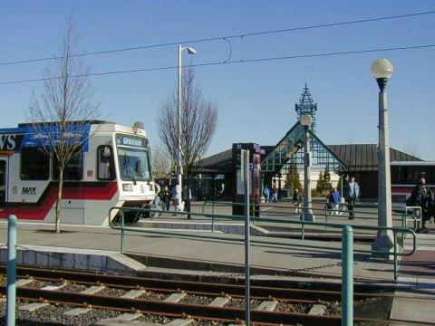 Beaverton Transit Center Rental Cars