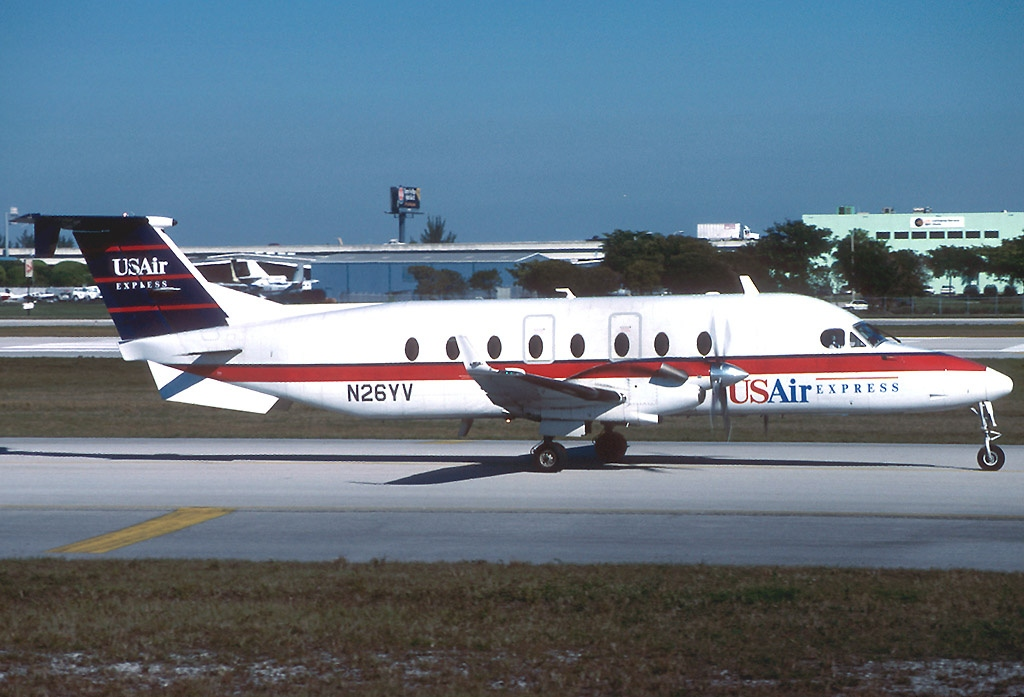 Air Midwest Flight 5481 - Wikipedia