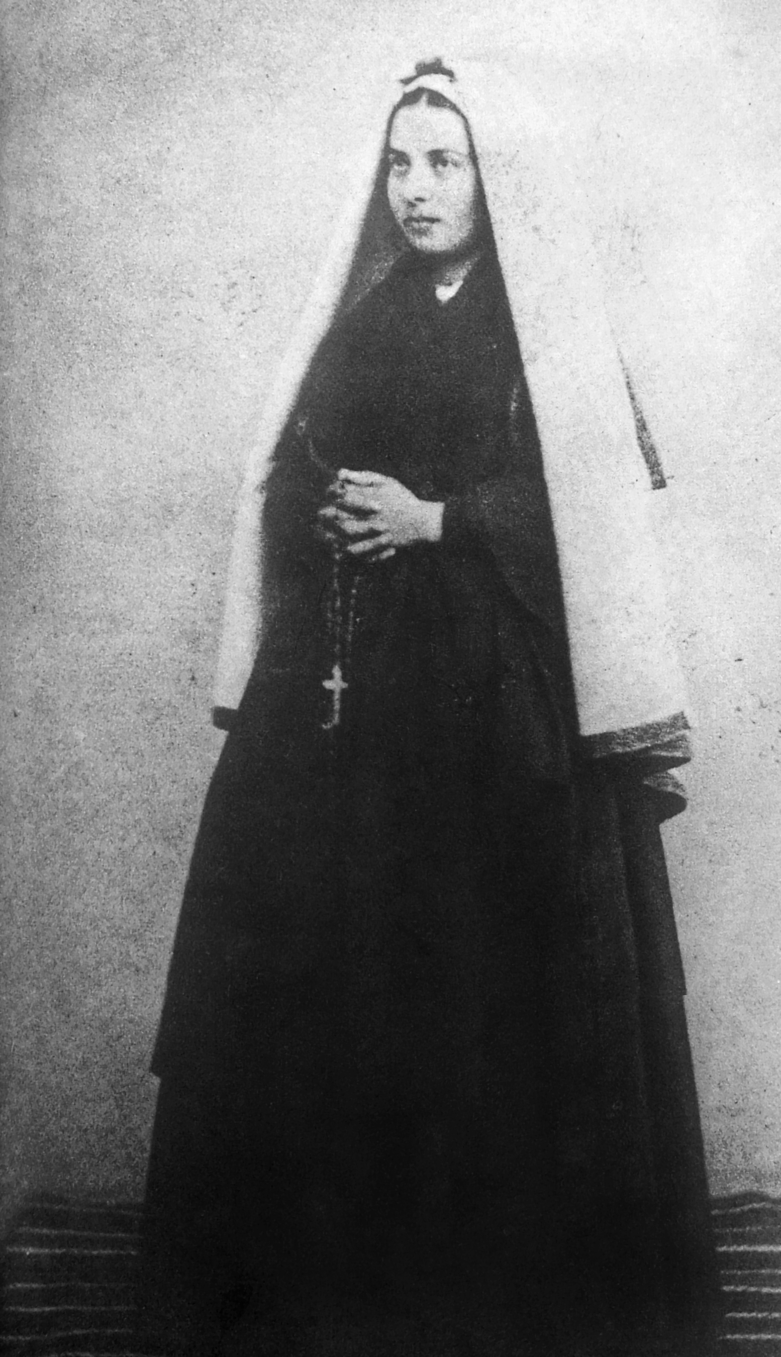 biography of saint bernadette soubirous Bernadette soubirous's wiki: bernadette soubirous angèle osinsky portrayed saint bernadette in the italian tv movie lourdes, 2000, by lodovico gasparini.