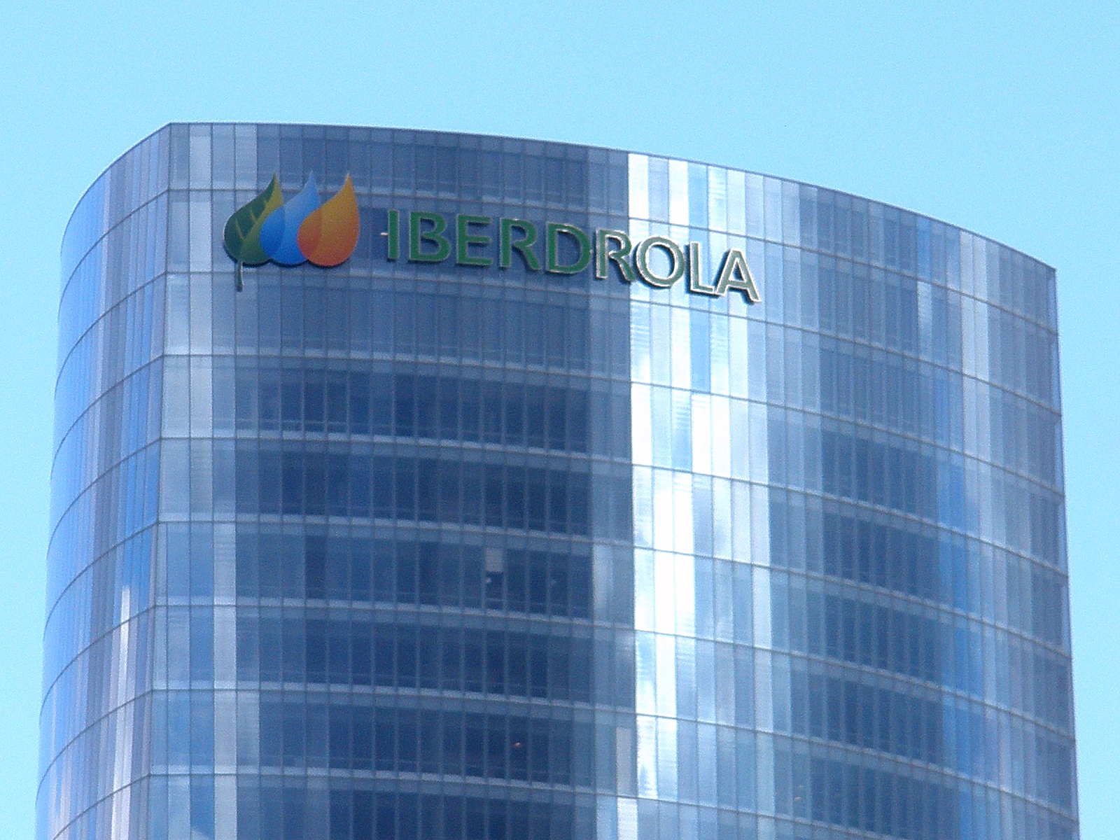 Iberdrola - Wikipedia, la enciclopedia libre