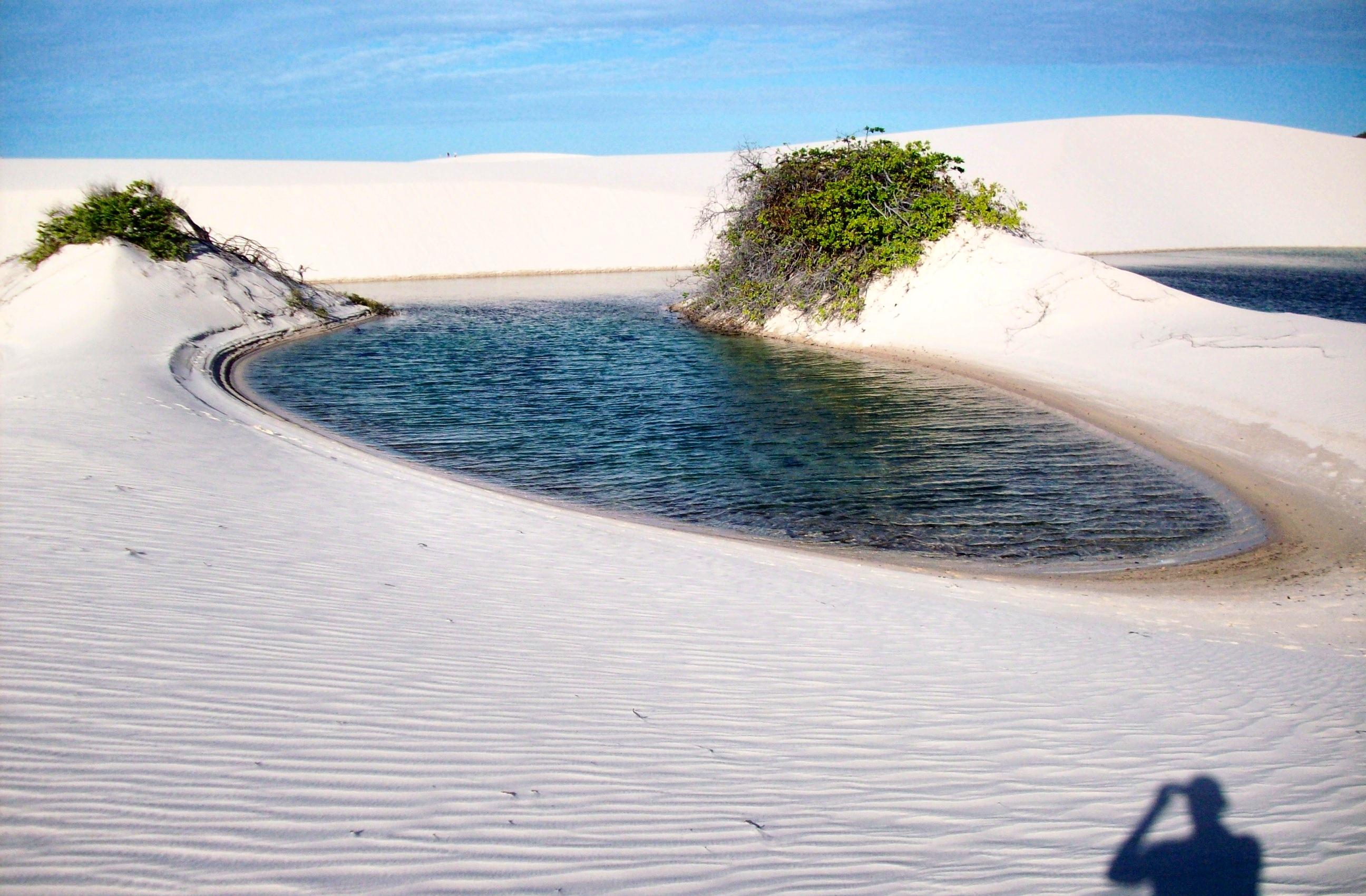 Resultado de imagen para Parque Nacional Lençois Maranhenses