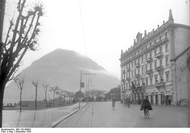 Hotel Palace Lugano