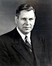 Burr Harrison American politician
