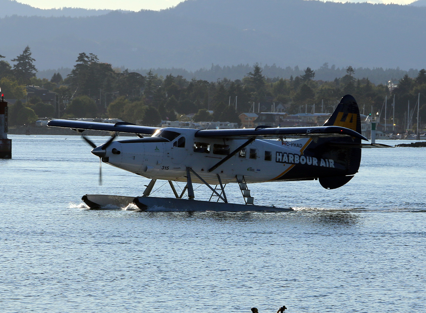 Harbour Air Seaplanes - Wikipedia